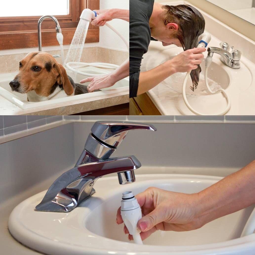 Rinse Ace Sink Faucet Rinser With Detachable 3 Hose With Images Sink Faucets Sink Faucet