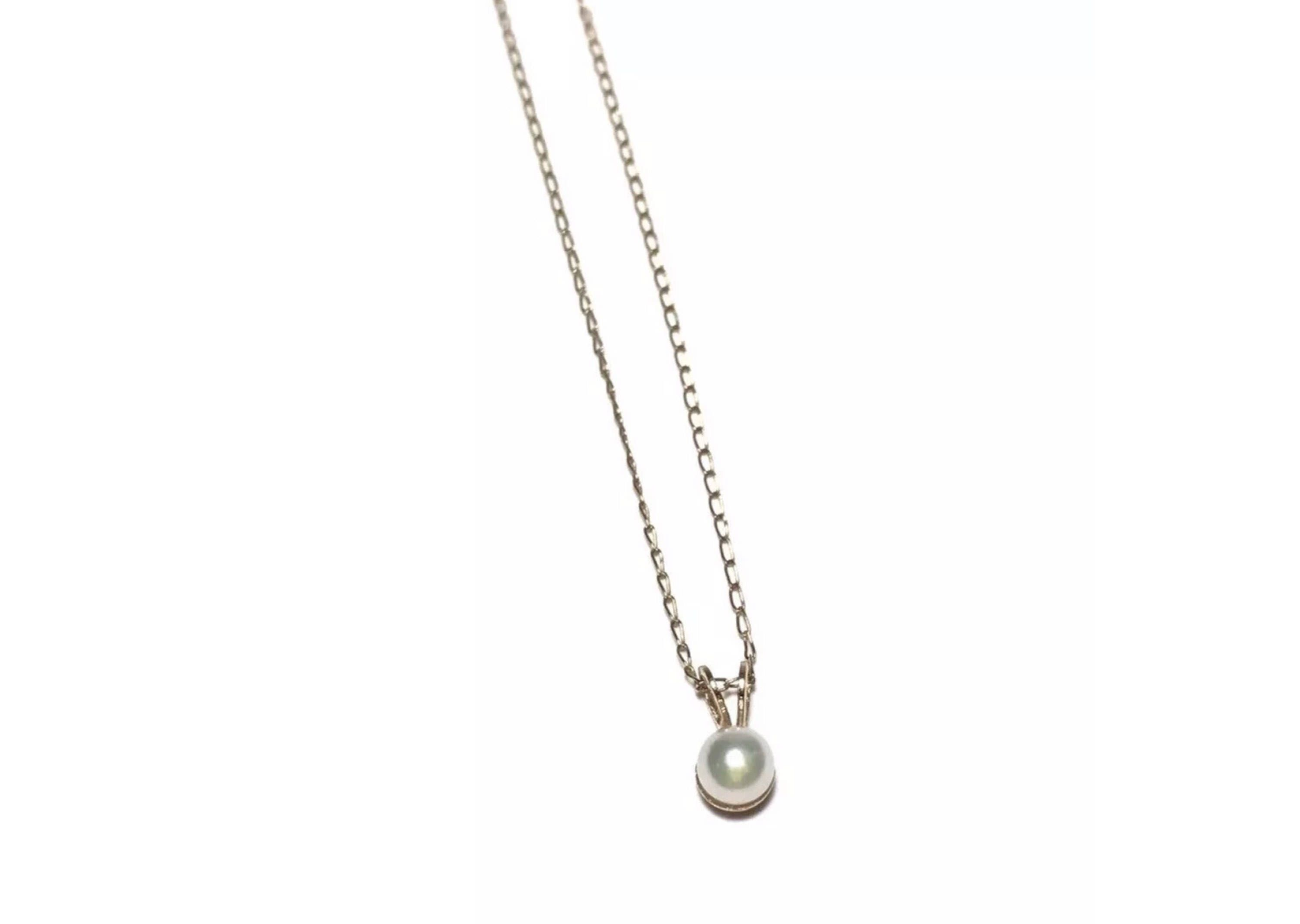 fine essential necklaces bradby pearl shop crop handmade simple cultured pendant claudia single long