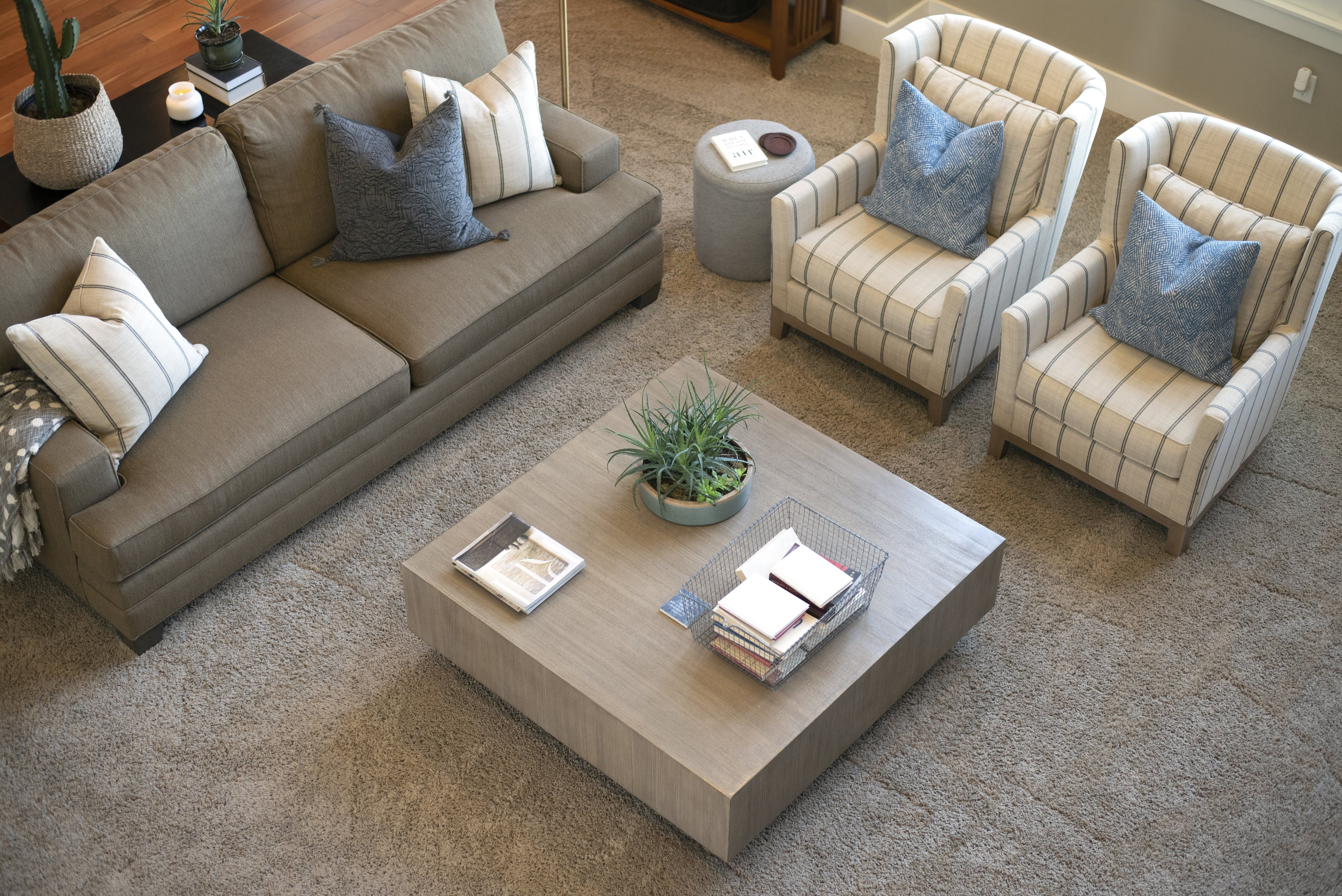 Grey White And Blues For Your Living Room Check Out What