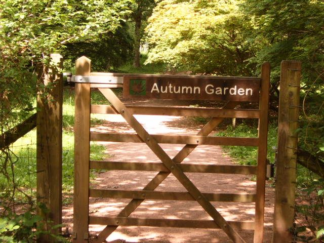 Queenswood Leominster Herefordshire Autumn Garden Herefordshire Autumn Inspiration