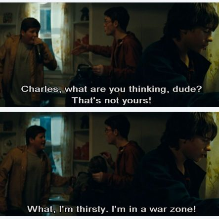 Super 8, this is not realy funny unless you see the movie! Love this part!