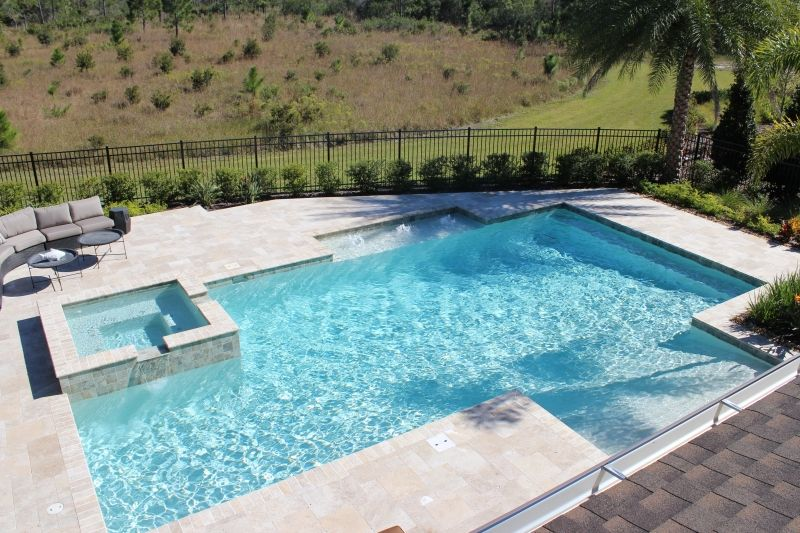 Classic Pool Design | Traditional Pool Design | Custom Family Pools ...