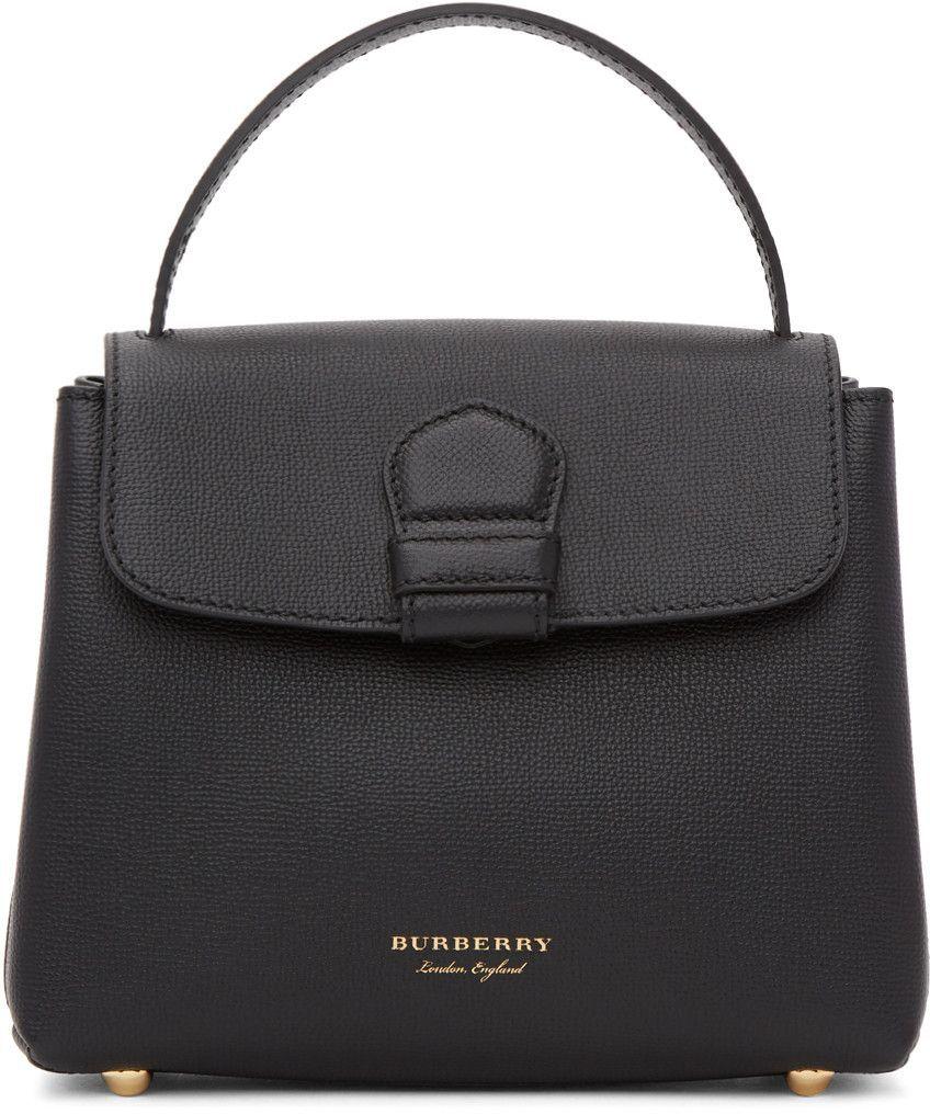 2befb8e34e92 Burberry women D Ring crossbody bag black - black in 2019 | Bags ...