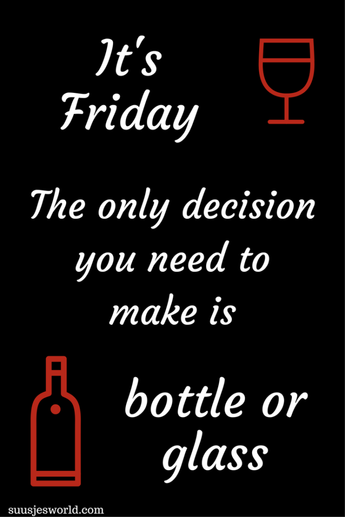Friday Wine Meme : friday, Drink, Suusjesworld, Drinking, Quotes,, Jokes