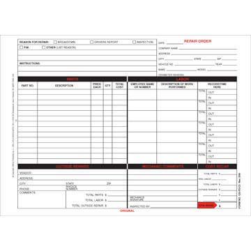 Maintenance Repair Orders Vehicle Inspection Inspection Checklist Preventive Maintenance