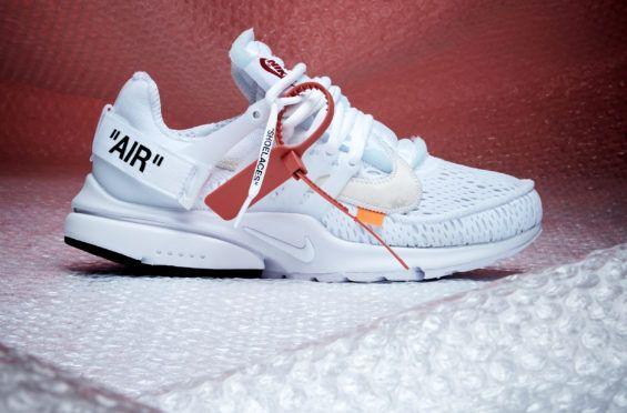 4153efb0f0f7 The OFF-WHITE x Nike Air Presto White Debuts This Week