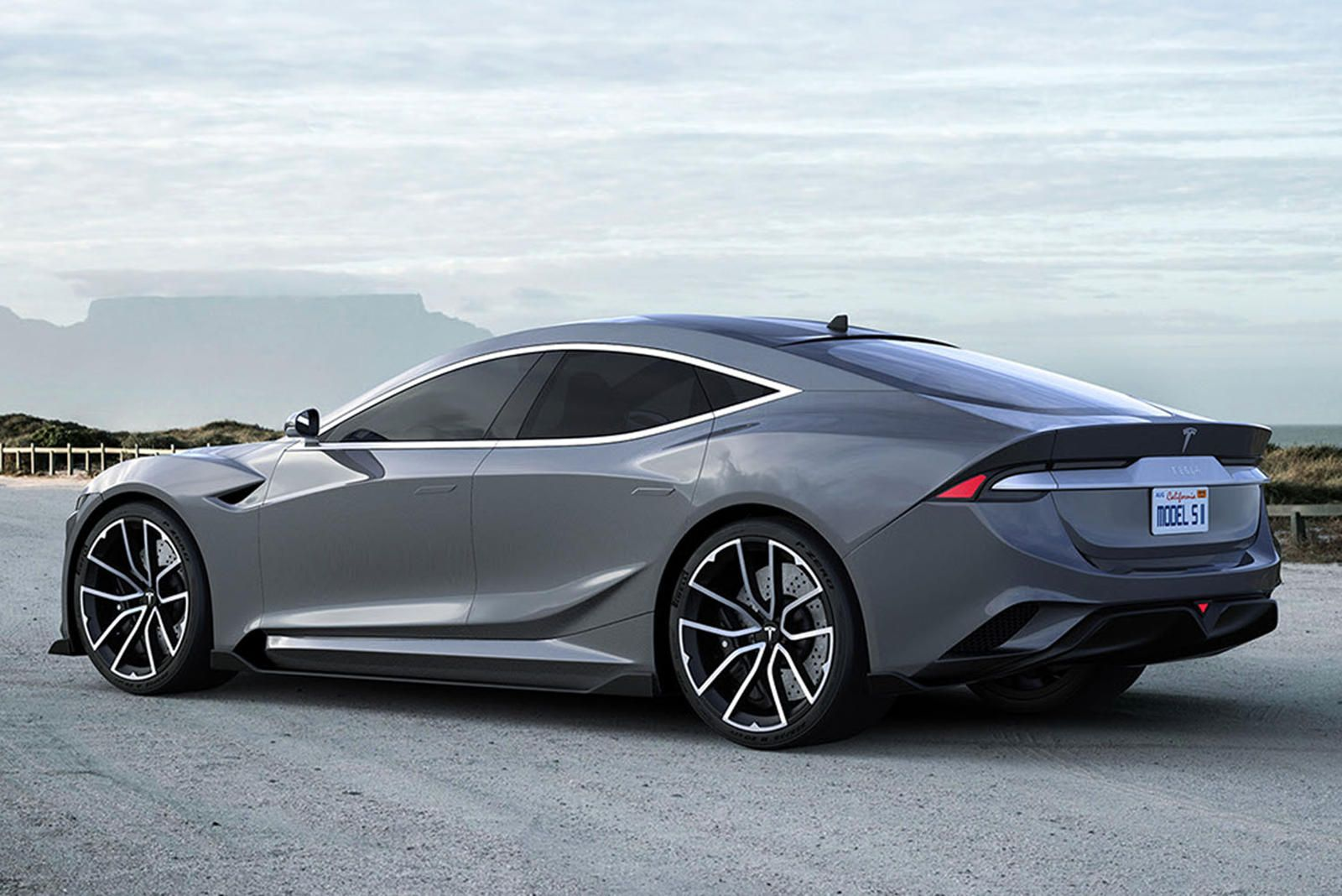 All New Tesla Model S Could Look Like This It S Time The Californian Ev Got A New Look Tesla Model S Tesla Model Tesla