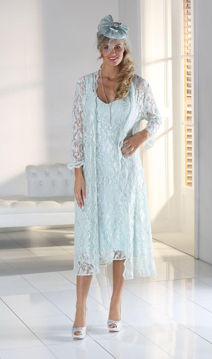 p>Ann Balon Lace Pamela Three Piece In Madre Perla<p> <p>A fabulous ...