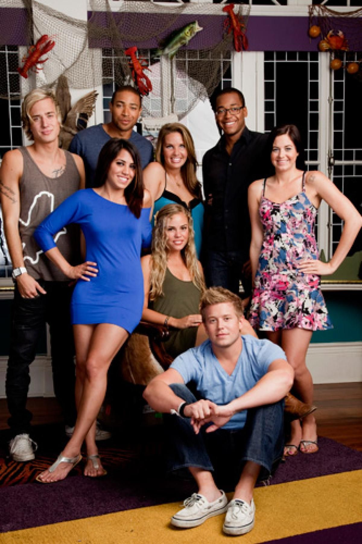 Cast members world real List of