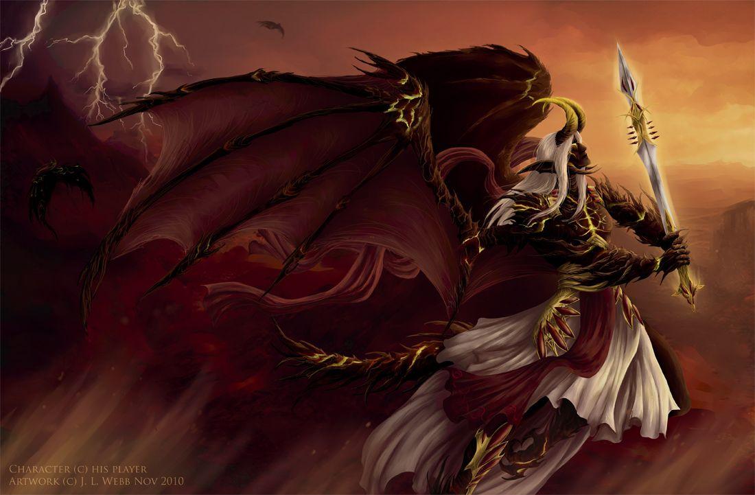 Demon Warrior wallpaper from Demon wallpapers | Demon ...