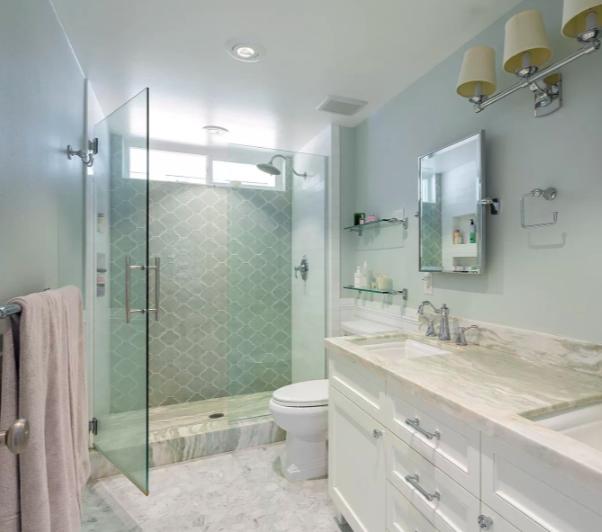 Basement Bathroom Ideas Image By Carolyn Jh Hurley In 2020