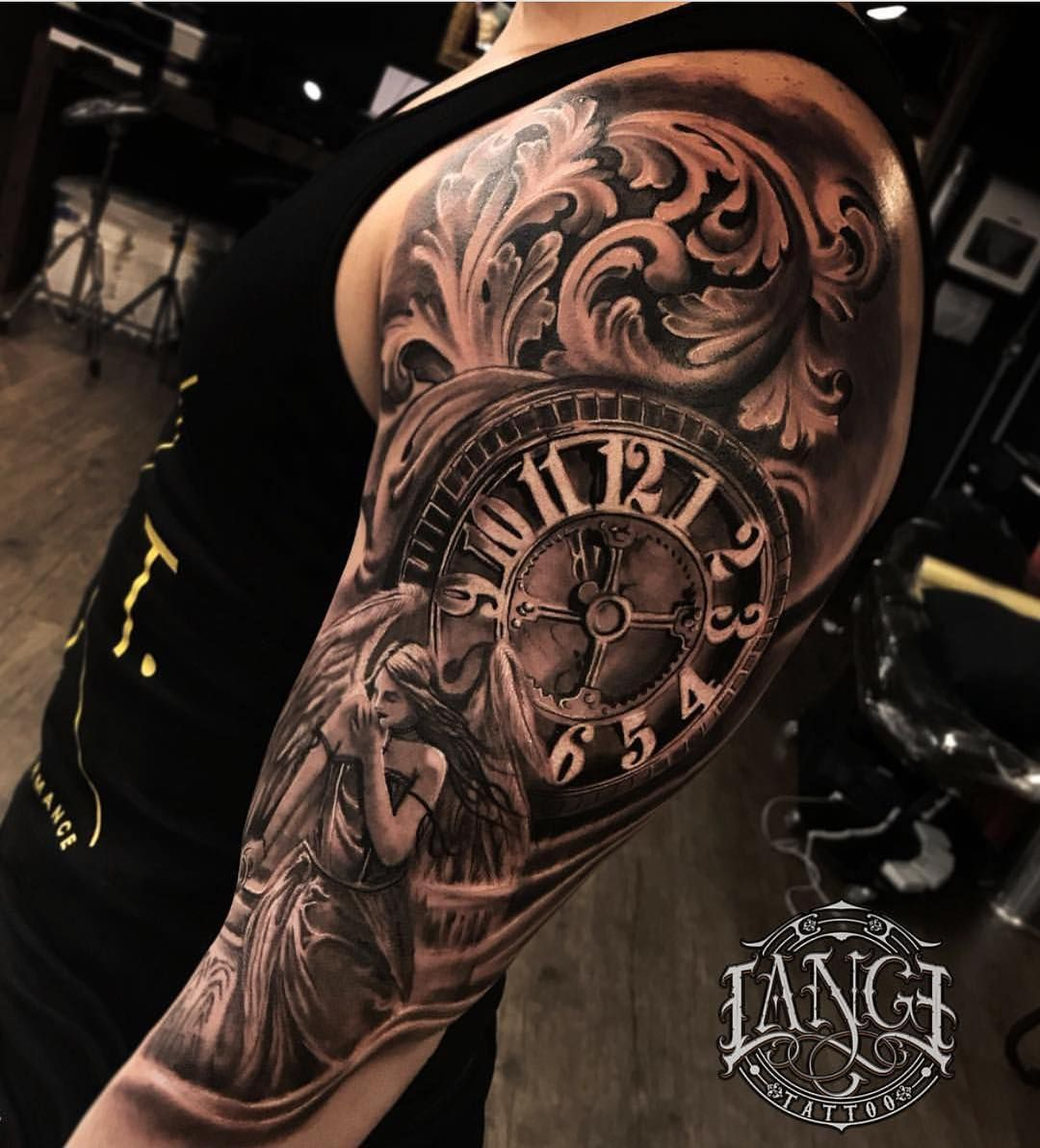 3 181 Curtidas 59 Comentarios Tattoo Artists