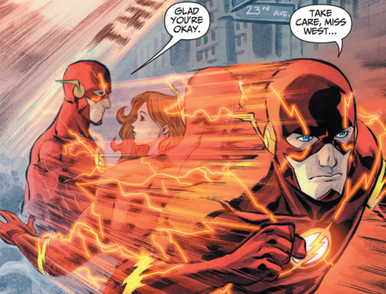 We talk to Flash writer and Foster creator, Brian Buccellato aboutco-writing Flash, writing what you know, transitioning from comic book colorist to writer, self-publishing a comic vs. using a publishing company, using crowd funding as a direct marketing pre-sale system, writing and working in the film industry, which Fantastic Four villain he would play in a movie and much more. http://www.scriptsandscribes.com/2012/05/interview-brian-buccellato/ at http://www.scriptsandscribes.com/