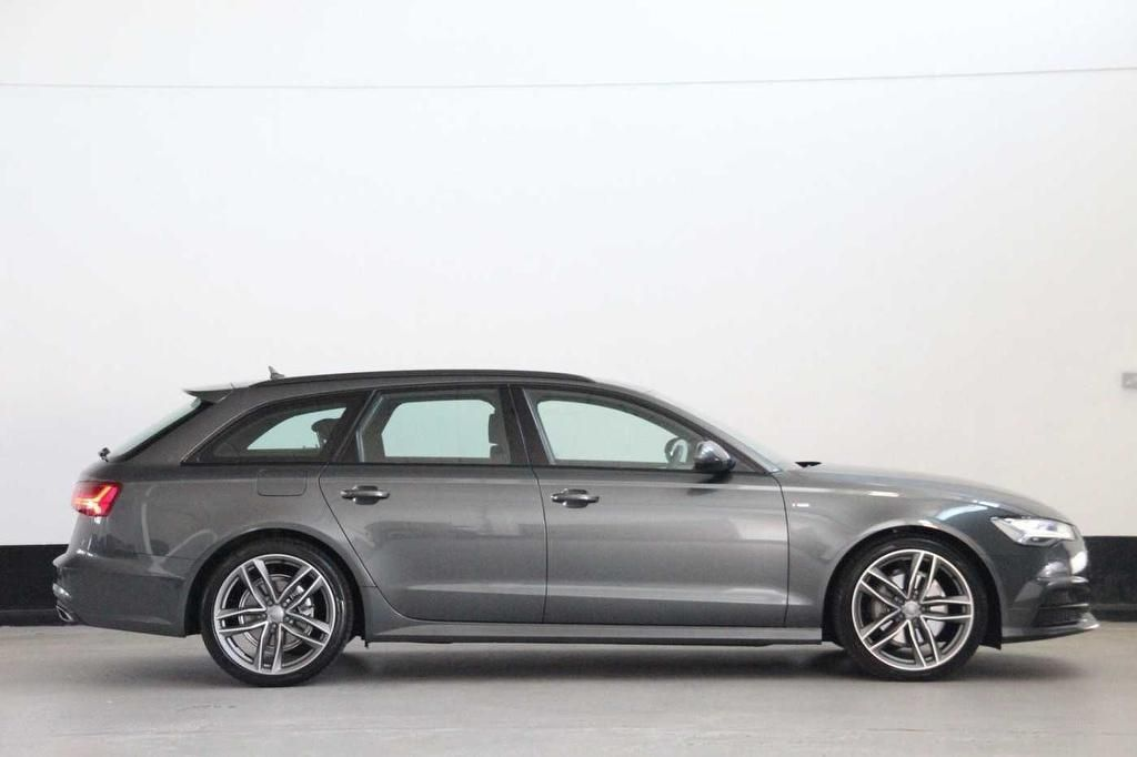 Audi A6 Avant S Line 2 0 Tdi Ultra 190 Ps S Tronic 2 0 5dr Audi