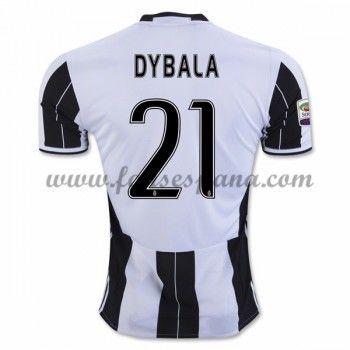 camiseta adidas juventus dybala niño