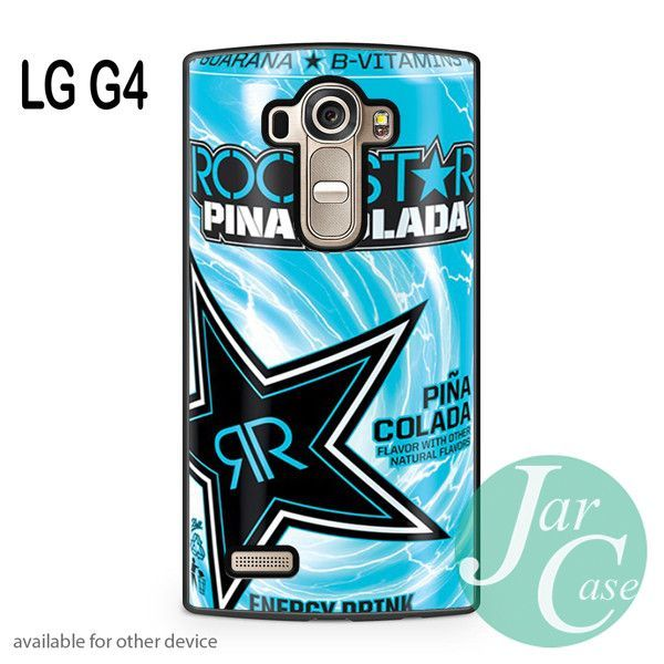 rockstar energy drink pina colada Phone case for LG G4 | Products ...