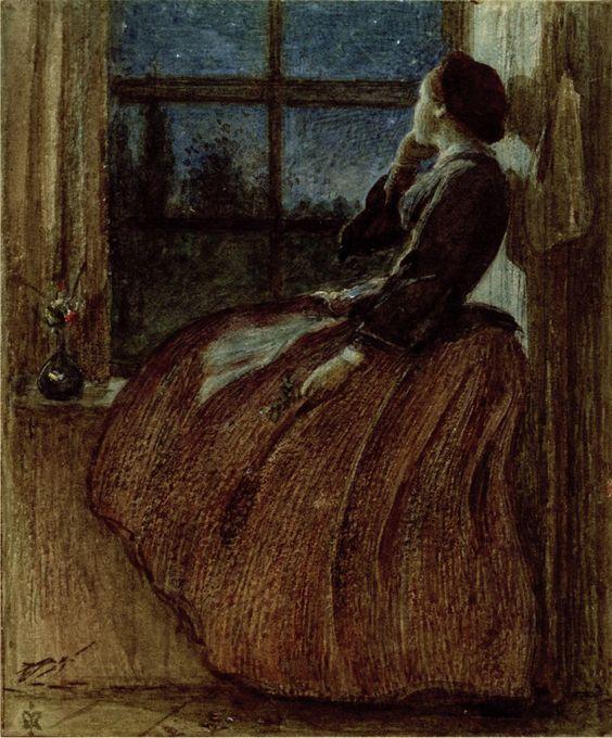 John Everett Millais, A Lost Love