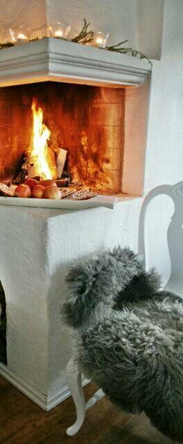 Pin de Carina Laura Capdevila en Estufas Antiguas y Modernas - chimeneas interiores