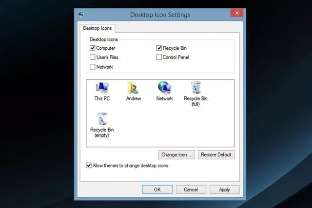 Is Windows 7 Missing The My Computer Icon Computer Icon Desktop Icons Computer