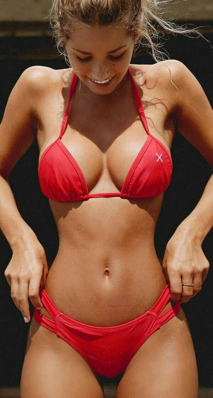 Mays sexy bikini #3
