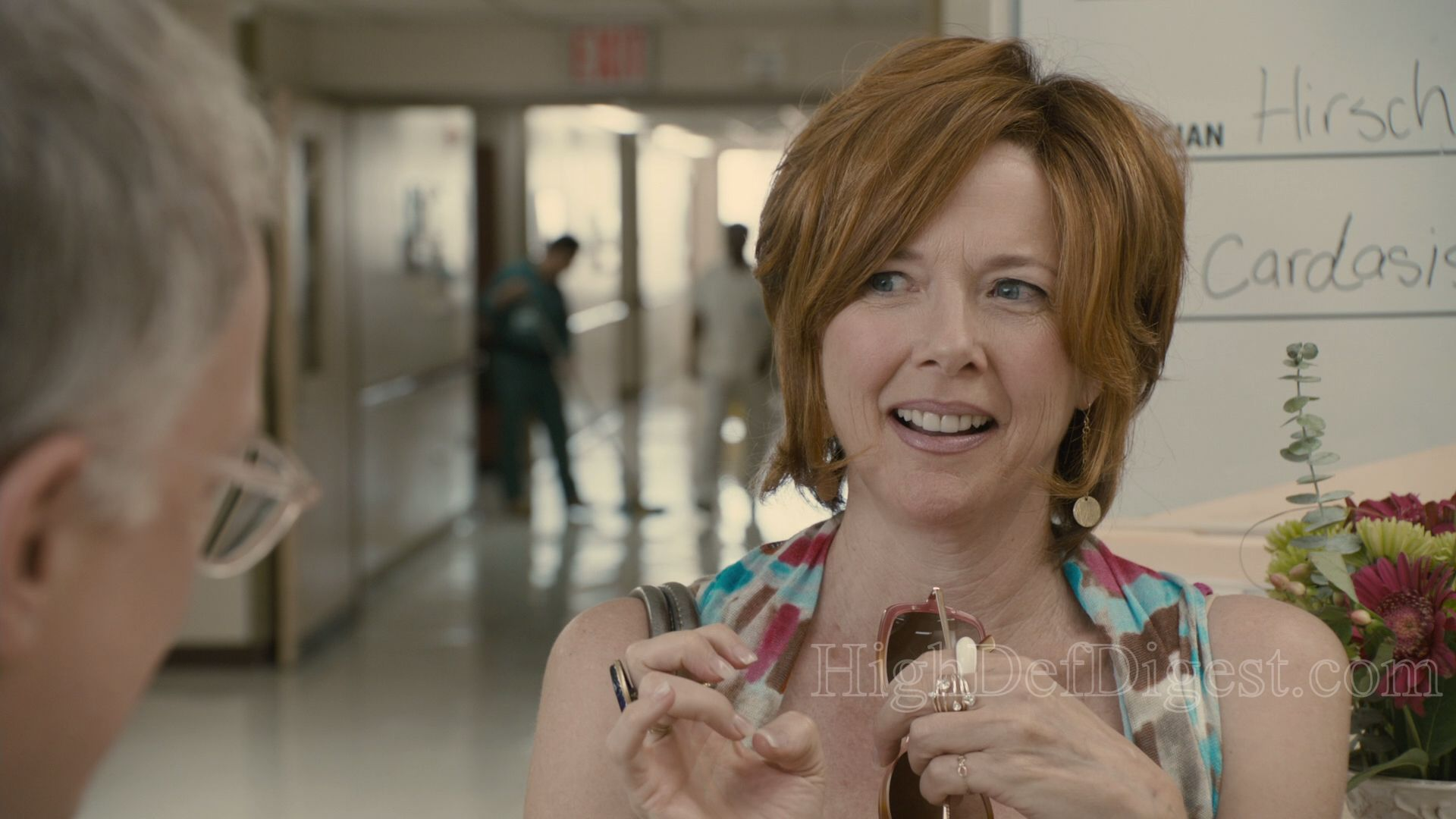 "I actually like Annette Bening's hair in ""Girl Most Likely"" 