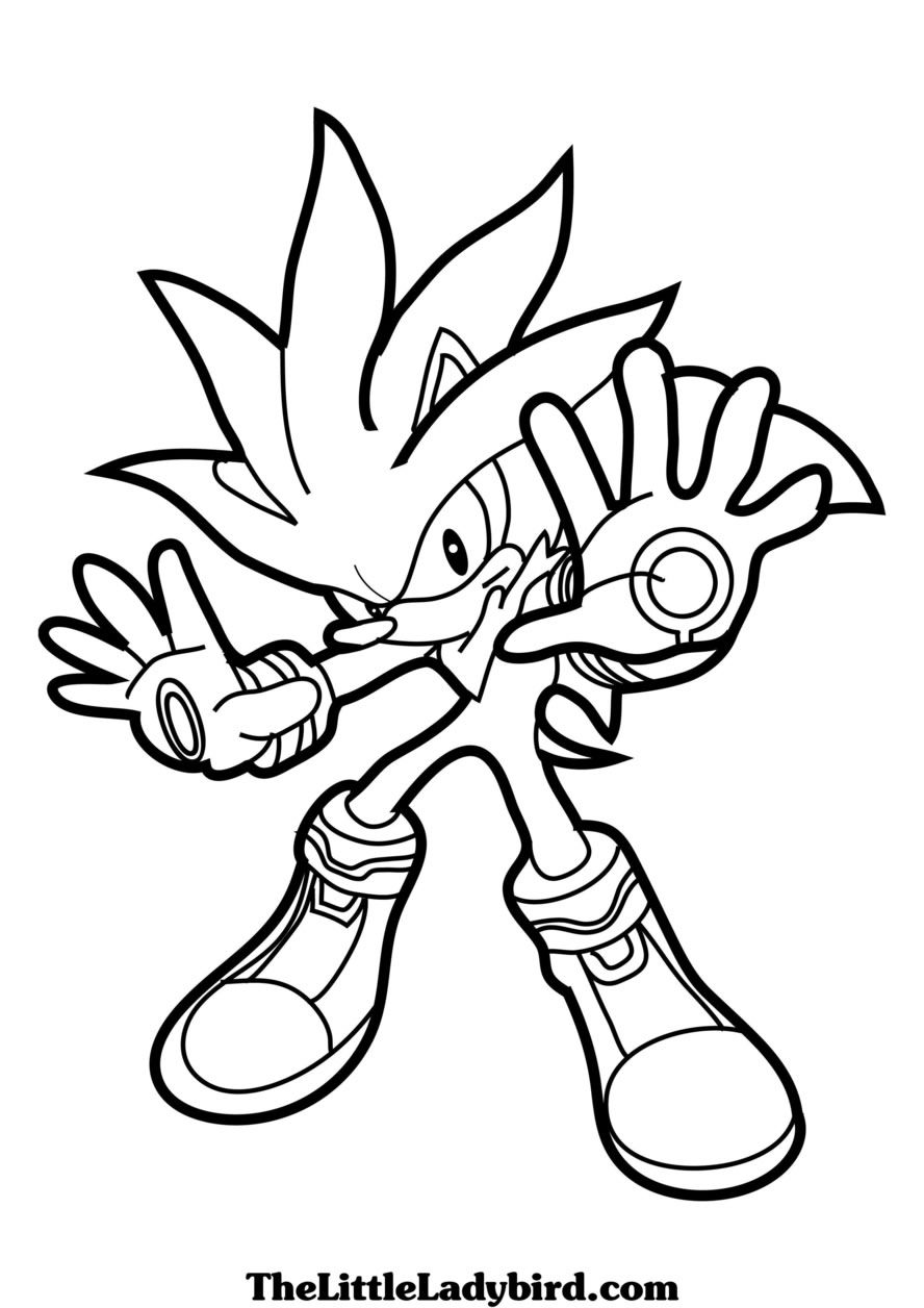 Sonic Coloring Pages 2017- Dr. Odd | Niños | Pinterest