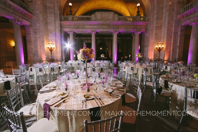 Cleveland wedding city hall rotunda taste of excellence