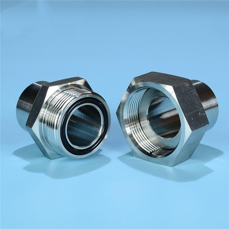 Pin On Hydraulic Fittings