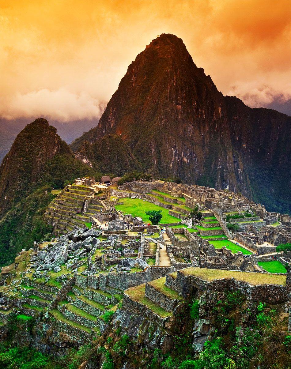 Discover Amazing Machu Picchu Peru Travel Machu Picchu Wonders Of The World