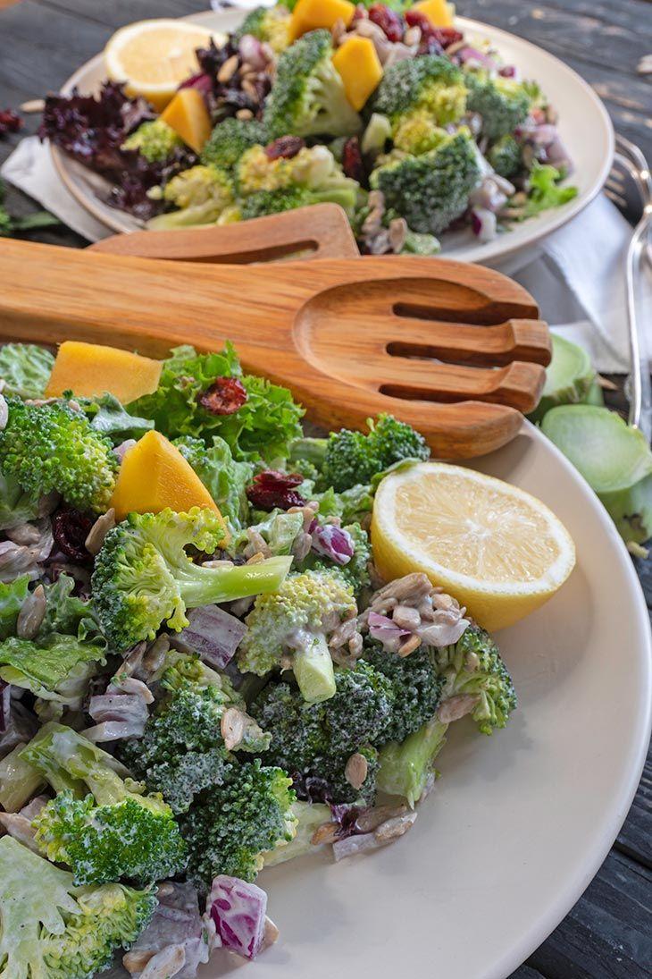 Broccoli Salad - Keto
