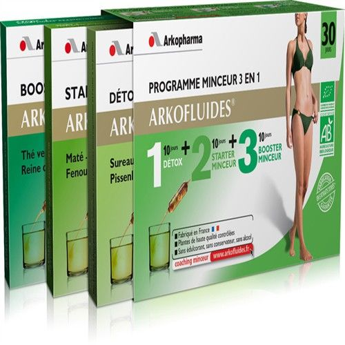 Arkofluides Programme Minceur Bio Programme Minceur Minceur Et Programme