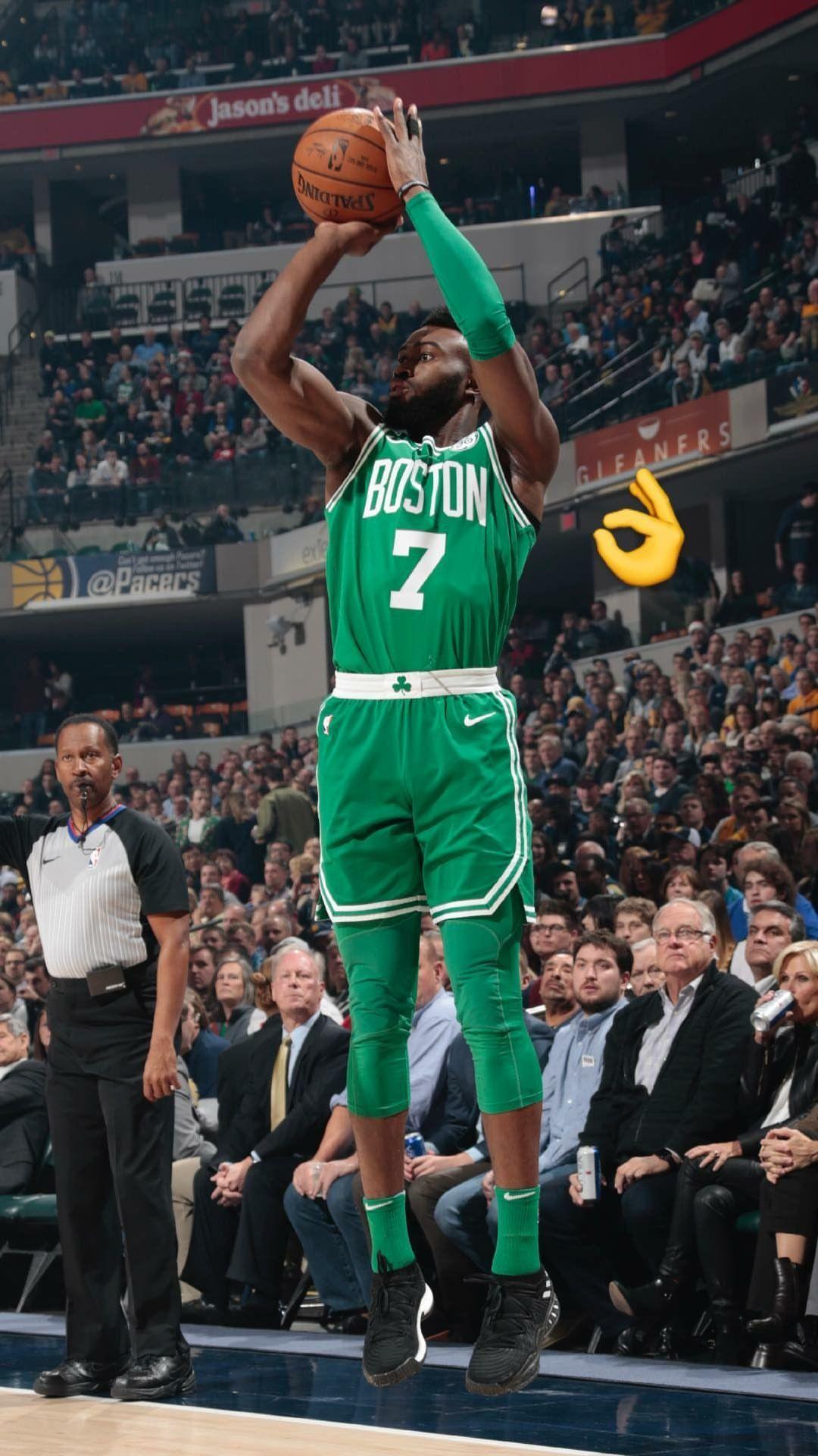 best website 4c75e def13 Jaylen Brown wallpaper | Celtics | Celtics basketball, Nba ...