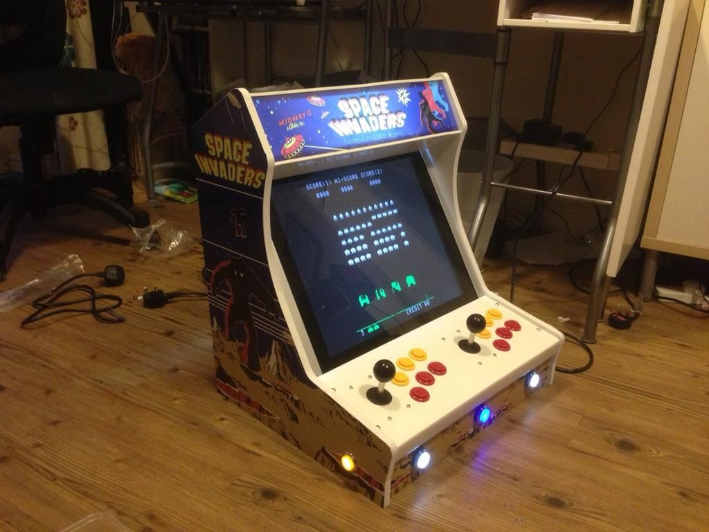 Raspberry Pi Game Cabinet 17 Best Images About Raspberry Pi Mame Project On Pinterest