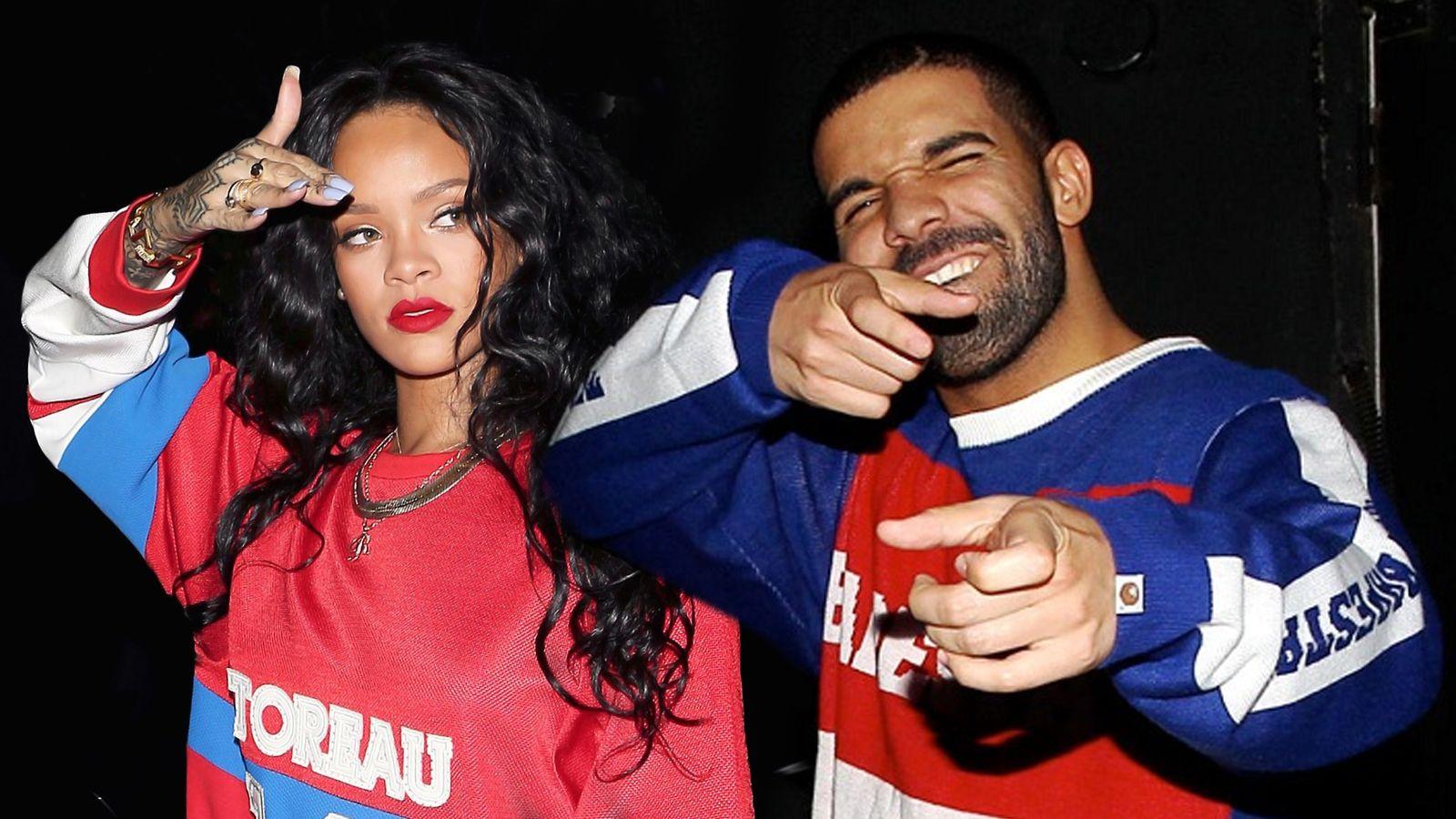 drake och Rihanna dating TMZ