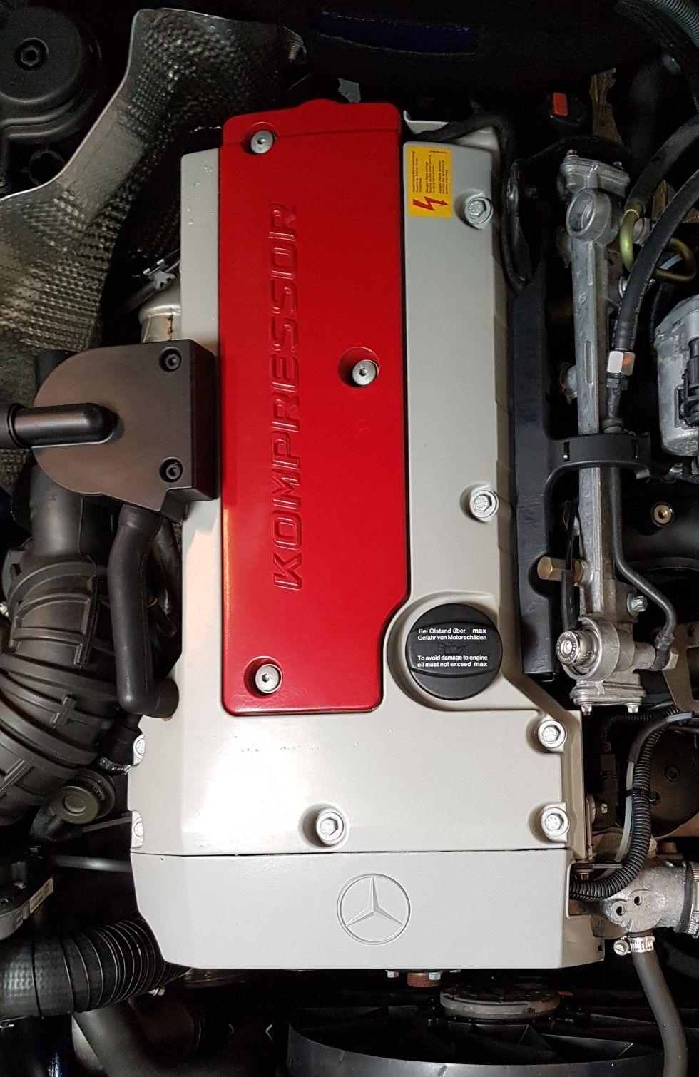 230 Kompressor Mercedes Slk Mercedes Slk 230 Mercedes Clk