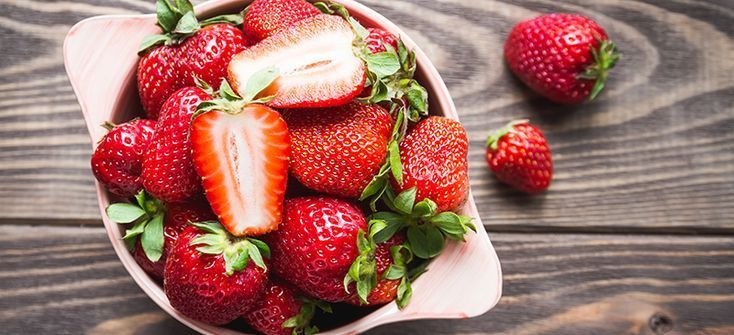 Strawberry Nutrition, Health Benefits and Recipes #fiberfruits Strawberry Nutrition, Health Benefits and Recipes #fiberfruits