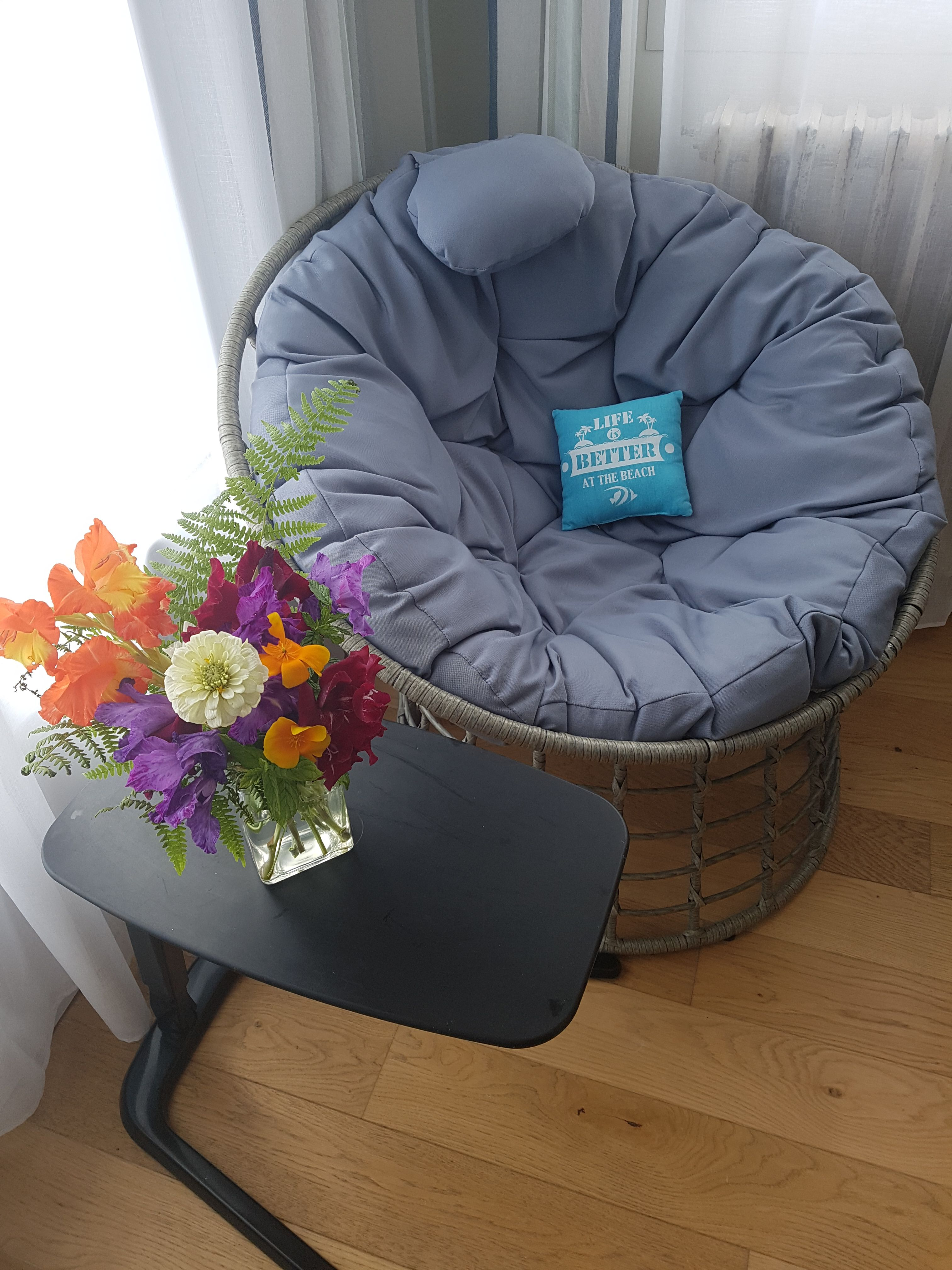 Finest Papasan Loveuse Fauteuil With Fauteuil Rond Loveuse