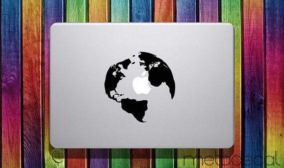 World map macbook sticker decal 11 12 13 15 laptop stickers world map macbook sticker decal 11 12 13 15 laptop by metadecal gumiabroncs Images
