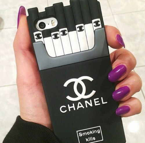 IPhone case CHANEL ✨