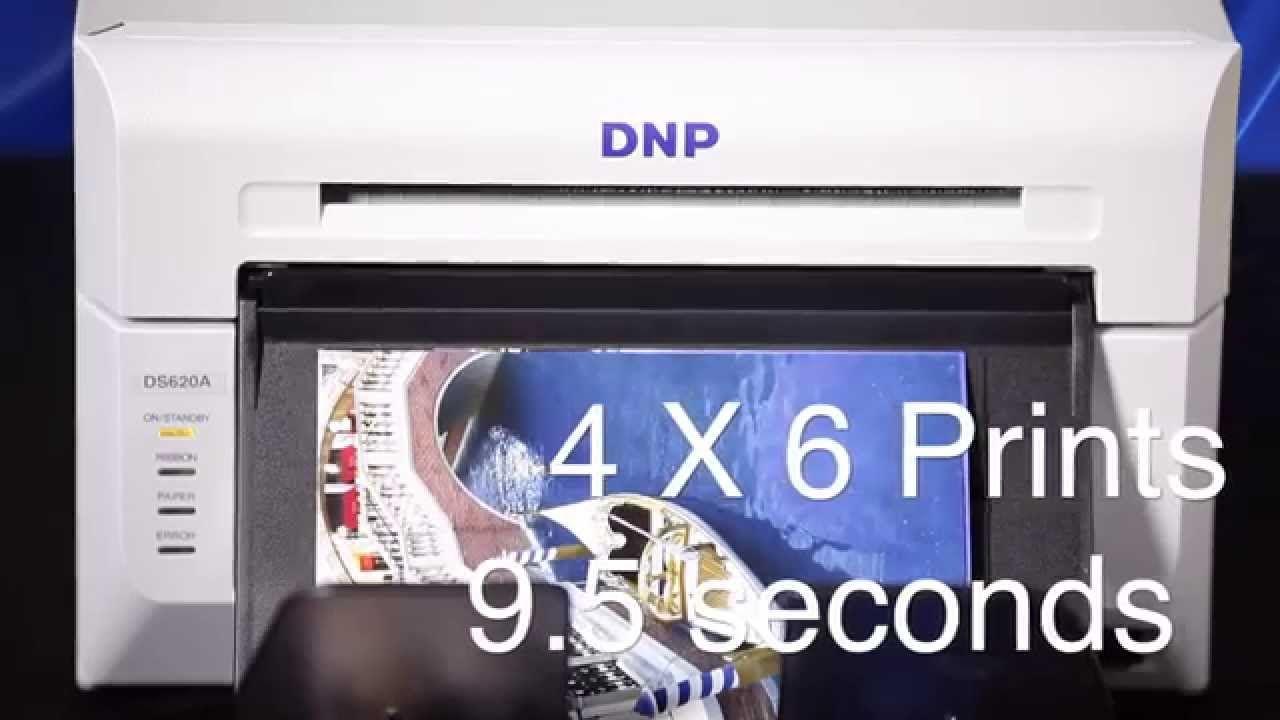 Dnp Ds620a Dnp Photo Printing Prints Printer