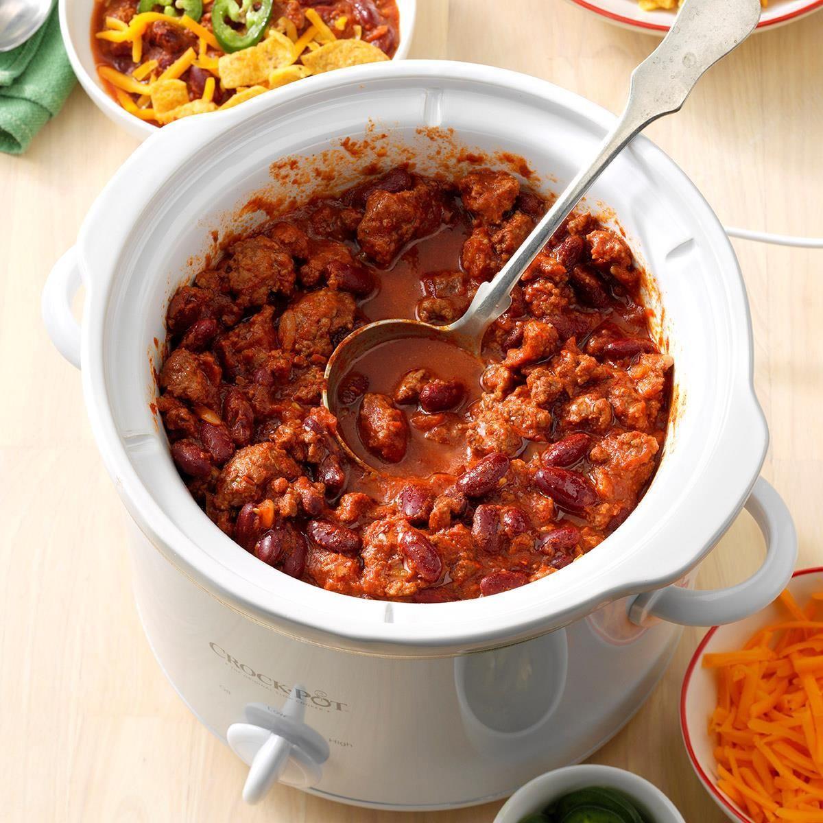 Bonnie S Chili Recipe Beef Recipes Recipes Beef Chili