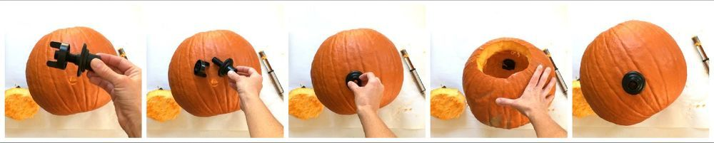 Turn a Pumpkin into a Drink Keg