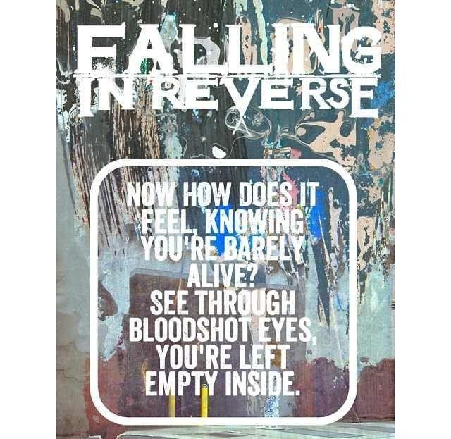 Falling In Reverse Lyrics