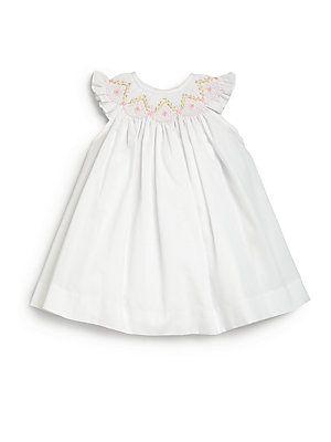27d6e8ddf Luli and Me Infant's Smocked Dress | Sensible Style | Smock dress ...