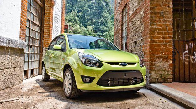Ford Ikon Primer Coche Autos Paletas