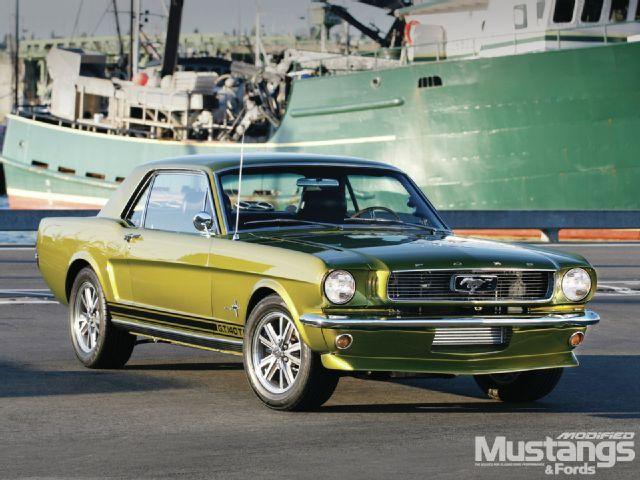 1966 Ford Mustang 1966 Ford Mustang Ford Mustang Mustang