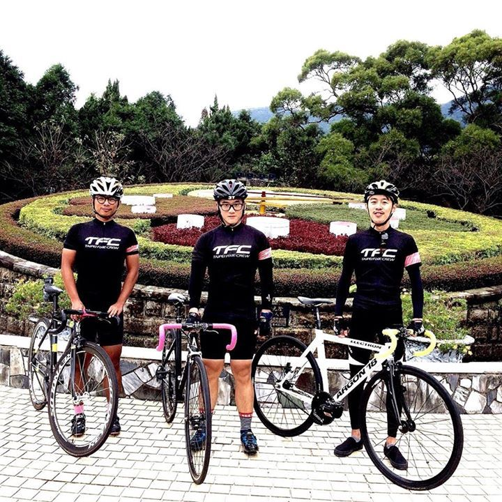 Taipei Fixie Crew - Jersey