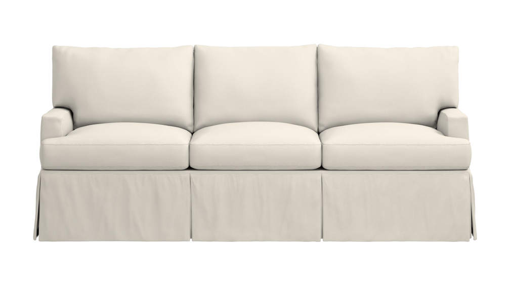 Strange Hathaway Slipcovered Sofa Reviews Crate And Barrel Ibusinesslaw Wood Chair Design Ideas Ibusinesslaworg