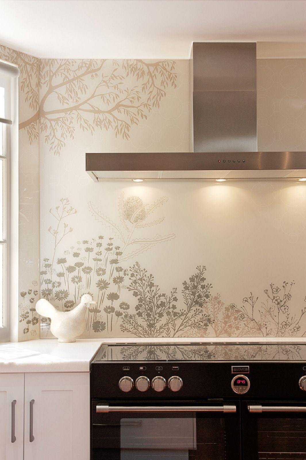 Printed Glass Melbourne   Kitchen splashback designs, Glass ...