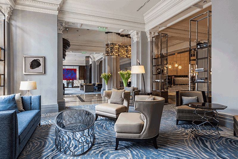 The Ritz-Carlton, Budapest by G.A. Design